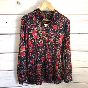Lauren Ralph Lauren Floral print blouse